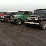 fasilitas Jeep Hardtop Paket wisata bromo